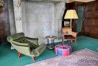 Der Knieschwimmer - Möbelstück Design Adolf Loos