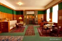 Der Salon in der Wohnung der Familie Loos - Architekt Adolf Loos