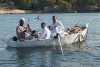 Händler am Nil