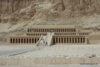 Der Tempel der Hatschepsut