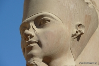 Ein Tempel in Luxor