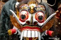 Balinesische Maske