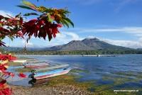 Danau Bratan auf Bali