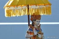 balinesische Gottheit