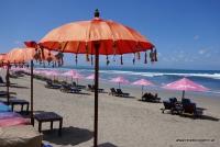 Seminyak Strand auf Bali