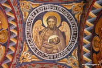 Im Kloster Antim in Bukarest