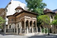 Stavropoleos Kirche in Bukarest