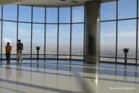 Die Plattform im Burj Khalifa