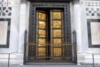 Das Bronzeportal von Lorenzo Ghiberti