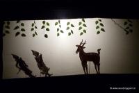 Schattentheater in Siem Reap