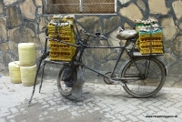 Fahrrad in Mombasa
