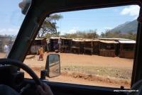Mit dem Jeep durch Kenia