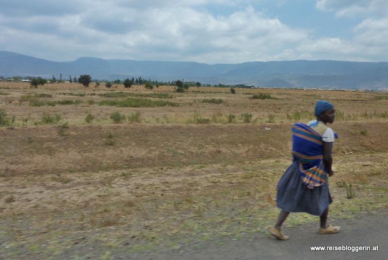 Unterwegs auf Kenias Straßen