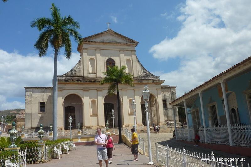 Kathedrale in Trinidad