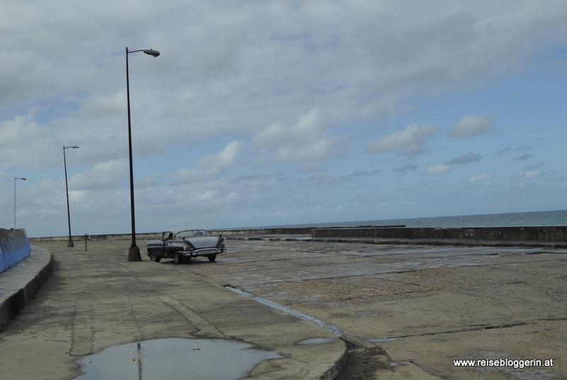 Malecon in Baracoa