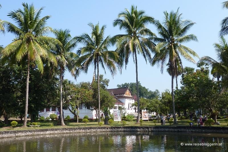 Nationalmuseum in Luang Prabang (ehemaliger Königspalast)