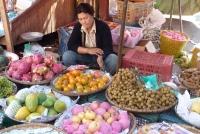Am Markt in Luang Prabang