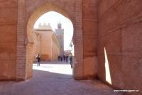 Die Medina von Marrakesch