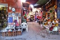 Der Souk von Marrakesch