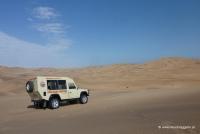 Living Desert Tour Namibia