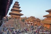 Bhaktapur in Nepal