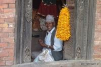 Freundliche Menschen in Nepal