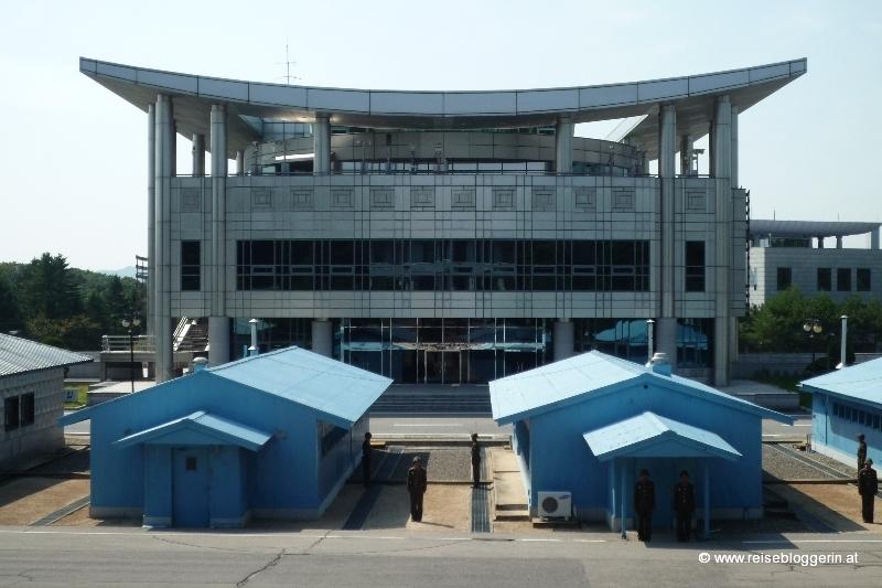 Demarkationsline Grenze Südkorea Nordkorea