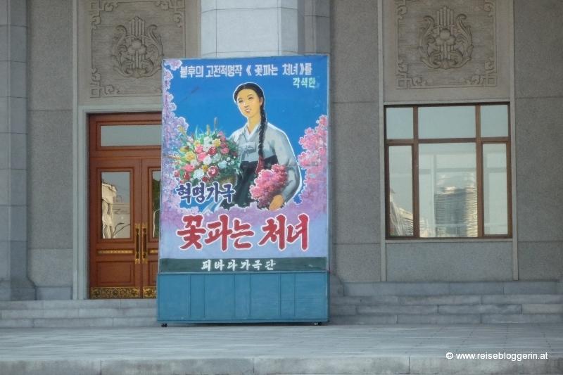 die Oper in Pjöngjang