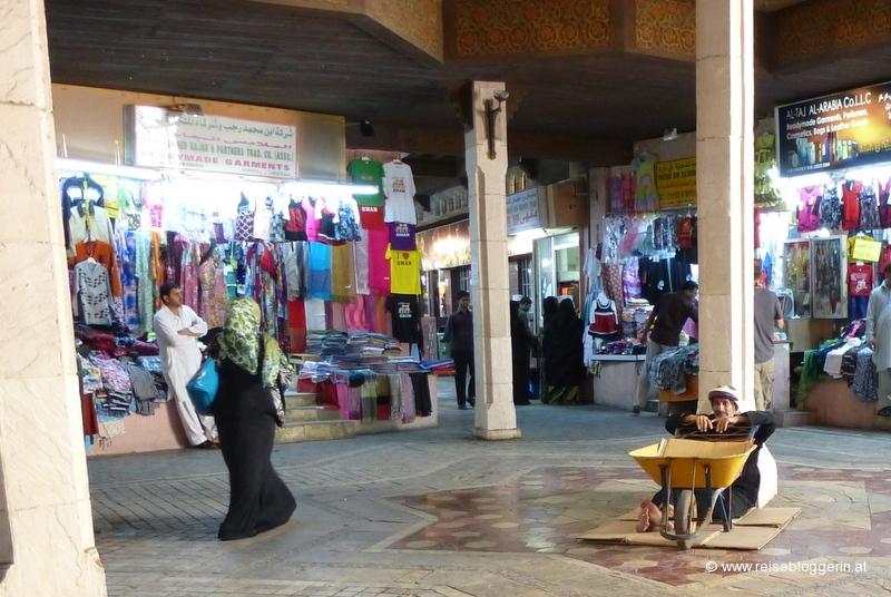 Souk in Mutrah