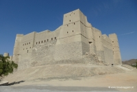 Die Festung in Bahla