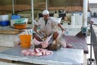 Der Fischmarkt in Mutrah