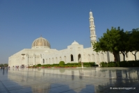 Moschee in Muskat