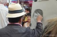 Künstler am Montmartre