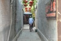 In der Altstadt von Peking