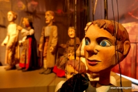 Im Marionettentheater in Pilsen