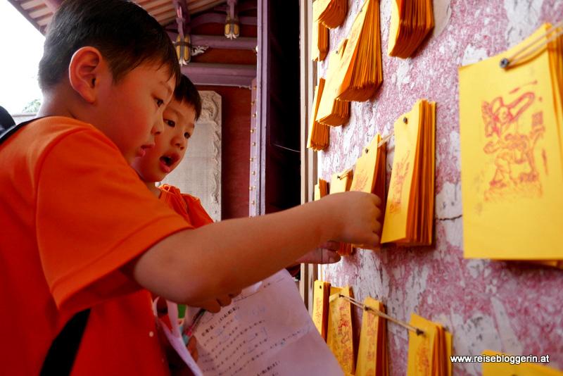 Konfuzius Tempel in Tainan