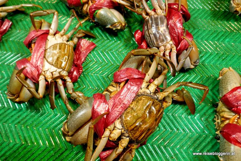 Am Markt in Taiwan
