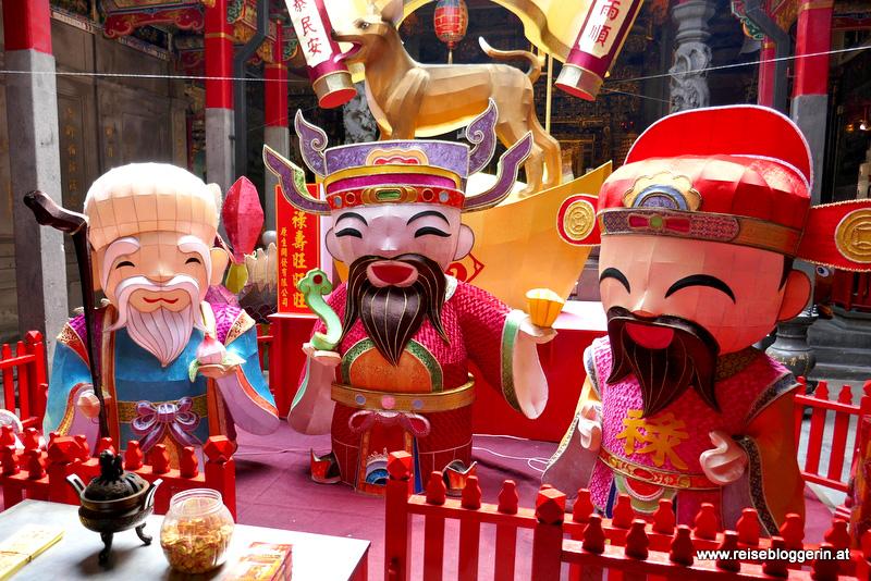 Qingshan Tempel
