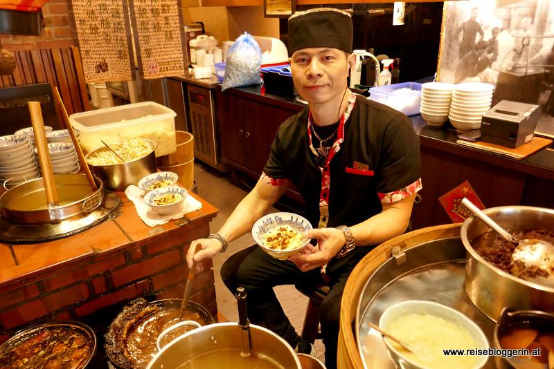 Im Tu Hsiao Yueh Restaurant in Tainan