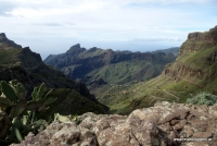Landschaft in Teneriffa