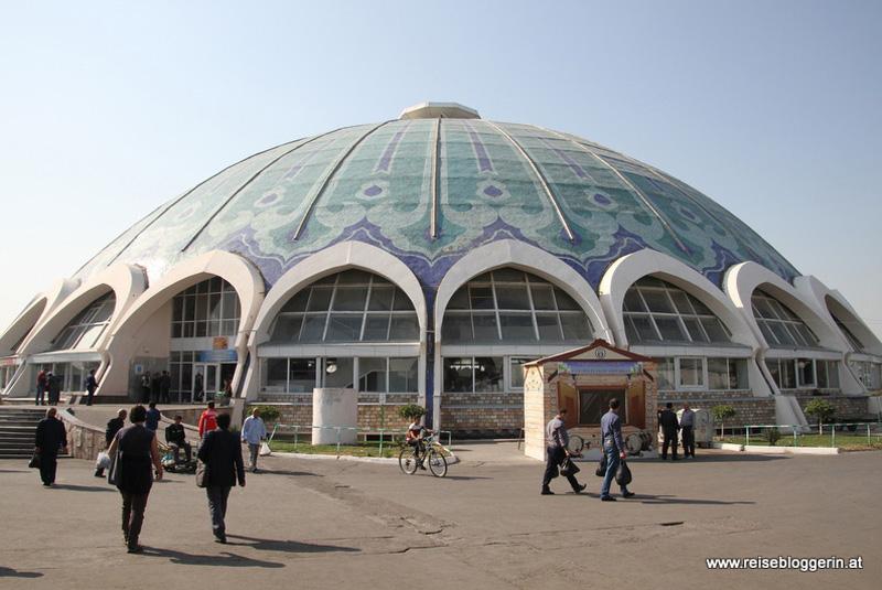 Markthalle in Taschkent