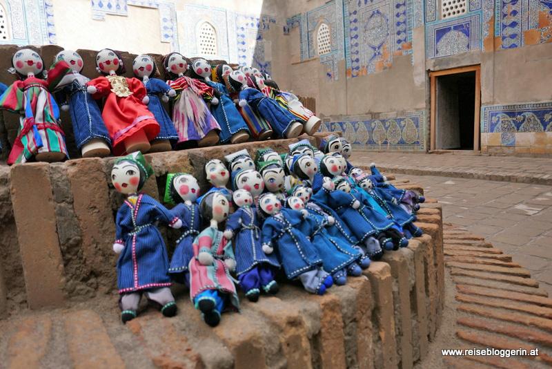 Souvenirs aus Usbekistan
