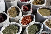 Am Markt in Usbekistan
