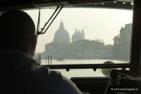Vaporetto in Venedig