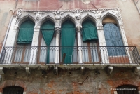Venezianische Fenster