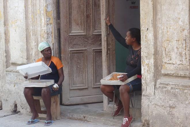 Auf Havannas Strassen
