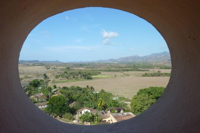 Manaca Iznaga in Kuba