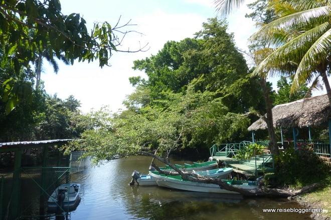 Der Fluss Rio Hataguanico in Kuba