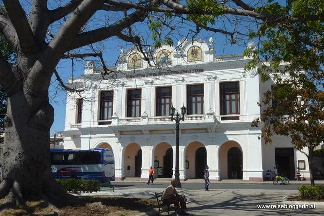 Theater in Cienfuegos