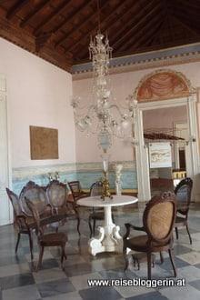 Wohnzimmer eines Zuckerbarons